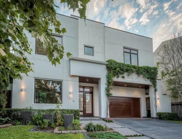 1614 Driscoll Street, Houston, TX 77019 (MLS #71326205) :: Krueger Real Estate
