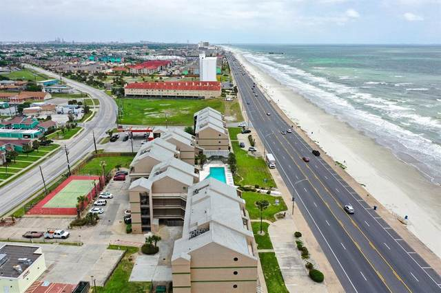 7600 Seawall Boulevard #116, Galveston, TX 77551 (MLS #71328142) :: All Cities USA Realty