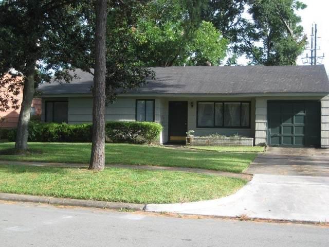 4909 Mayfair Street, Bellaire, TX 77401 (MLS #71336487) :: Keller Williams Realty