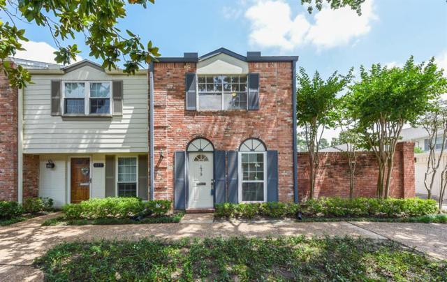 479 Bendwood Drive #61, Houston, TX 77024 (MLS #71337018) :: The Heyl Group at Keller Williams