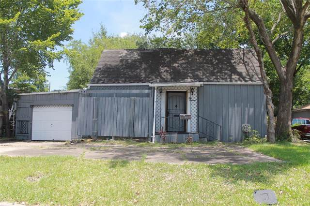 519 Shaver Street, Pasadena, TX 77506 (MLS #71337474) :: The SOLD by George Team