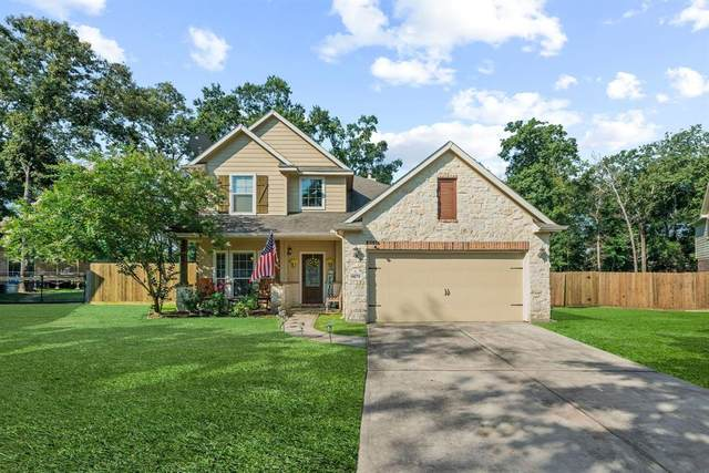 9079 Red Stag Lane, Conroe, TX 77303 (MLS #7133849) :: The Home Branch