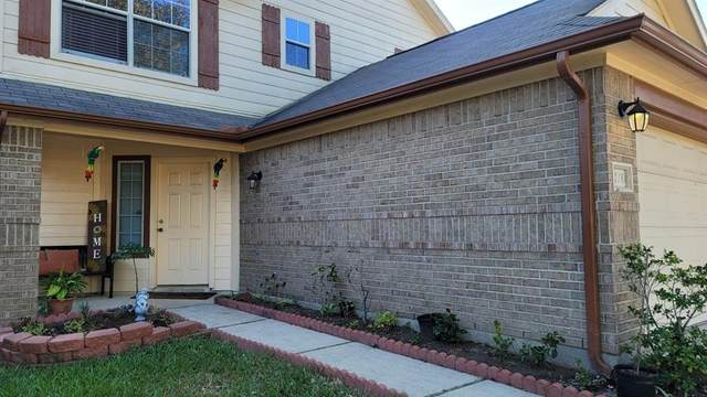 1418 Glasholm Drive, Houston, TX 77073 (MLS #71342408) :: Michele Harmon Team