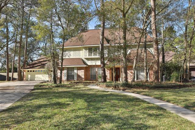 8334 Forest Ridge Road, Spring, TX 77379 (MLS #71343631) :: The Heyl Group at Keller Williams