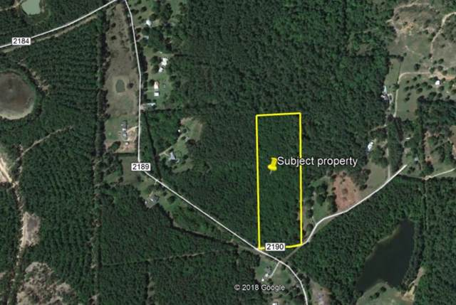 9 acres County Road 2190, Cleveland, TX 77327 (MLS #71348858) :: Texas Home Shop Realty
