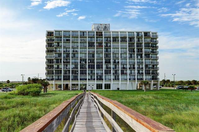 415 E Beach Drive #901, Galveston, TX 77550 (MLS #71354267) :: The Heyl Group at Keller Williams