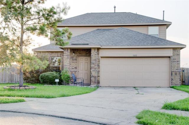 9802 Garnet Springs Drive, Rosharon, TX 77583 (MLS #71354695) :: The SOLD by George Team