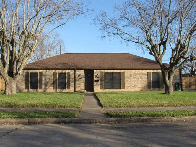 1846 Acacia Circle, Freeport, TX 77541 (MLS #71354878) :: The SOLD by George Team