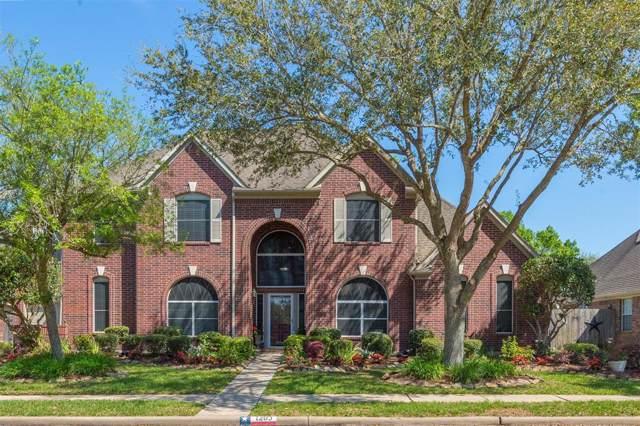 1203 Eagle Lakes Drive, Friendswood, TX 77546 (MLS #71356219) :: Ellison Real Estate Team