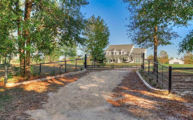 470 County Road 2175, Woodville, TX 75979 (MLS #71356477) :: Lerner Realty Solutions