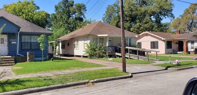 3316 Berkley Street, Houston, TX 77017 (MLS #71371322) :: Bay Area Elite Properties