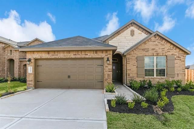 9406 Downing Street, Rosenberg, TX 77469 (MLS #71371691) :: The Sansone Group