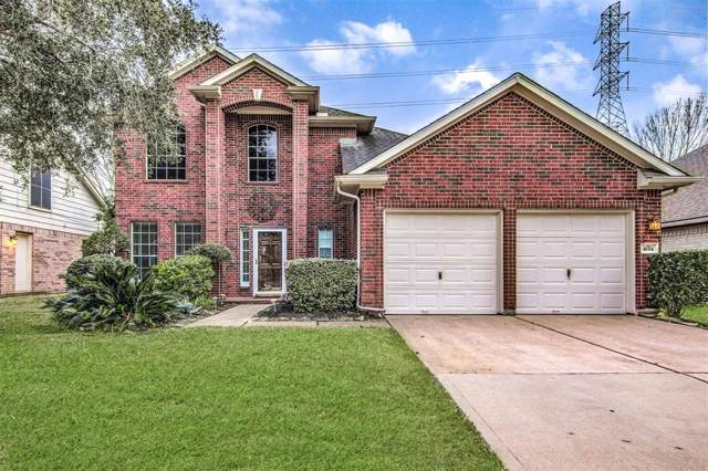 4154 Galloway Drive, Pearland, TX 77584 (MLS #71375070) :: The Queen Team