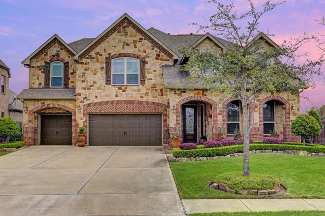 913 Ember Hills Lane, Friendswood, TX 77546 (MLS #71379526) :: The SOLD by George Team