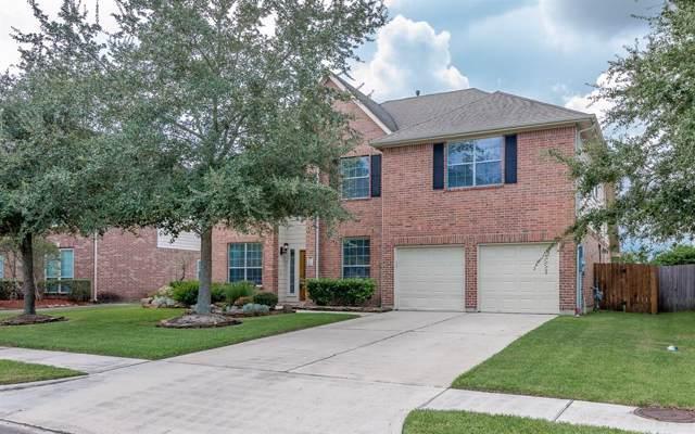 863 Pebblebank Lane, League City, TX 77573 (MLS #71386733) :: Guevara Backman