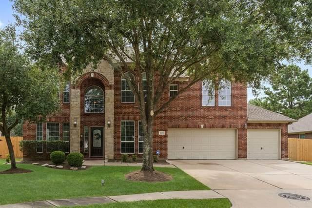 2303 Golden Mews Lane, Katy, TX 77494 (MLS #71409997) :: My BCS Home Real Estate Group