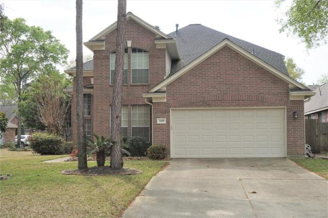 2415 Mills Creek Drive, Houston, TX 77339 (MLS #71423598) :: Texas Home Shop Realty