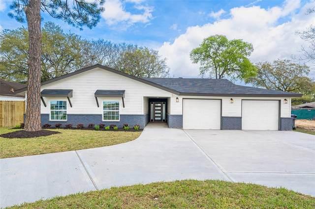 4030 N Braeswood Boulevard, Houston, TX 77025 (MLS #71429551) :: The SOLD by George Team