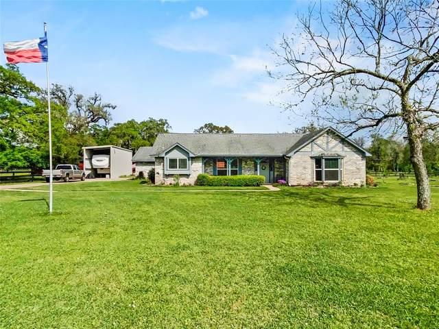3526 County Road 344, Brazoria, TX 77422 (MLS #71434666) :: Christy Buck Team