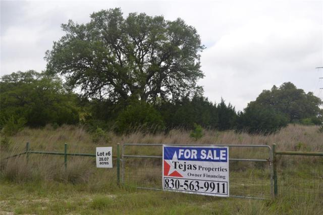 LOT 6 Busby Lane, Boerne, TX 78006 (MLS #71434918) :: TEXdot Realtors, Inc.