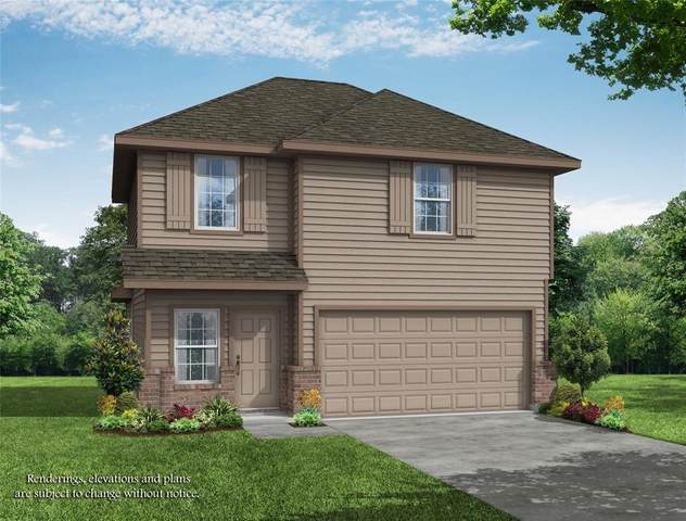 3332 Tavo Ridge Drive, Conroe, TX 77301 (MLS #71437144) :: Parodi Group Real Estate