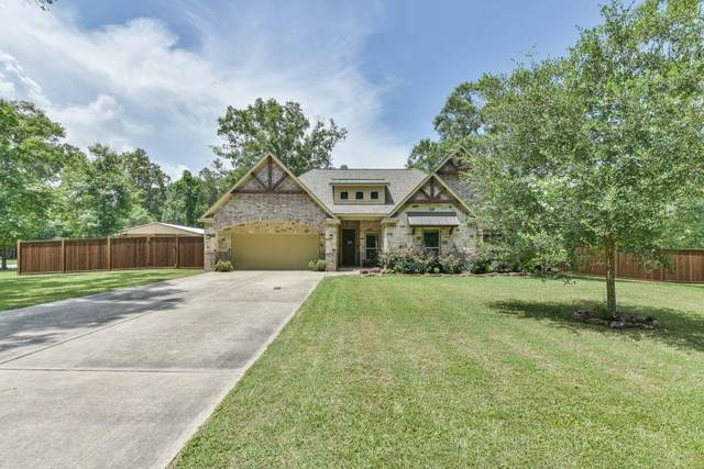 475 County Road 2216, Cleveland, TX 77327 (MLS #71440058) :: Texas Home Shop Realty