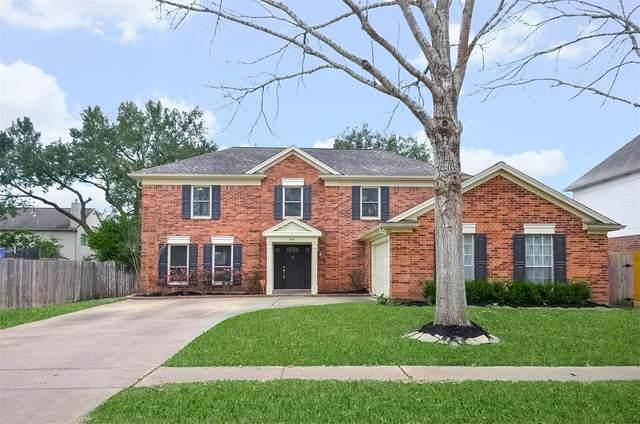 819 Coral Tree Place, Missouri City, TX 77459 (MLS #71440954) :: Guevara Backman
