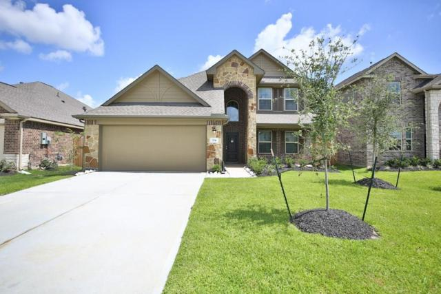734 Montclair Mist Lane, La Marque, TX 77568 (MLS #7144328) :: The Bly Team