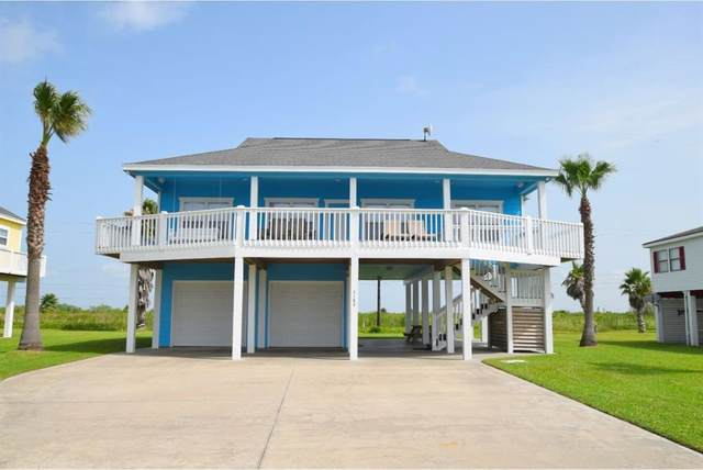 3189 Castle Drive, Crystal Beach, TX 77650 (MLS #71453190) :: Front Real Estate Co.