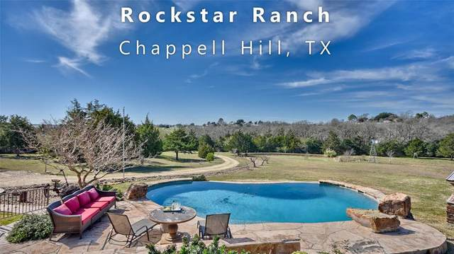 10235 Old Stagecoach Road, Chappell Hill, TX 77426 (MLS #71454555) :: Phyllis Foster Real Estate