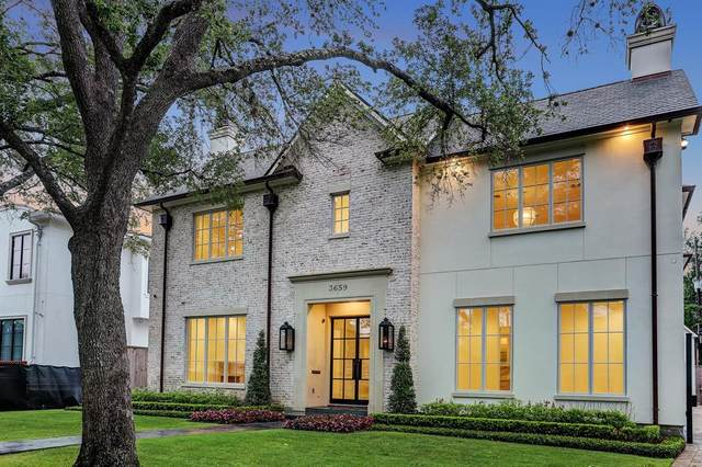 3659 Meadow Lake Lane, Houston, TX 77027 (MLS #71464992) :: Connell Team with Better Homes and Gardens, Gary Greene
