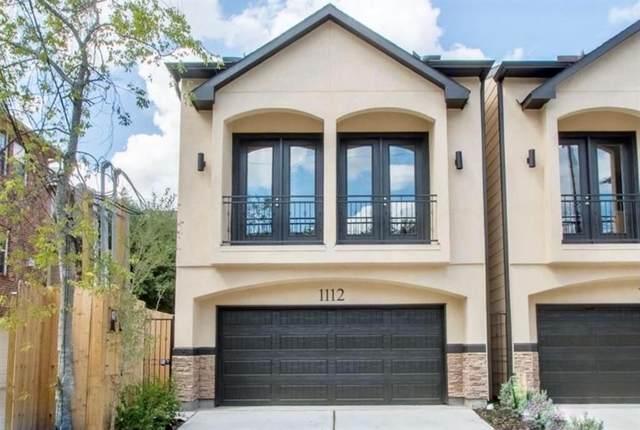 1112 Robin Street, Houston, TX 77019 (MLS #71466098) :: Texas Home Shop Realty