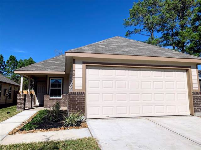 727 Ferrari Drive, Humble, TX 77396 (MLS #7148162) :: Texas Home Shop Realty