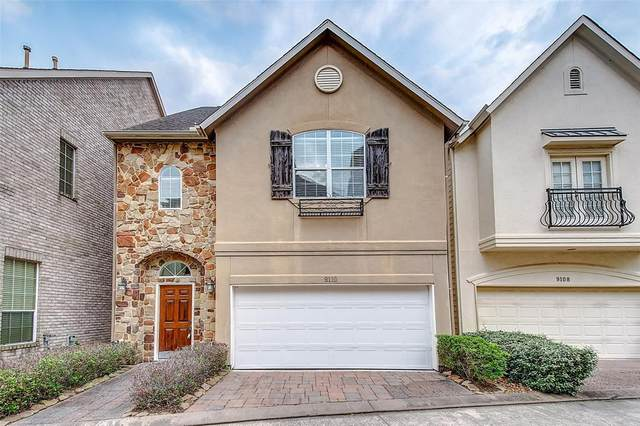 9110 Harbor Hills Drive, Houston, TX 77054 (MLS #71481897) :: Connell Team with Better Homes and Gardens, Gary Greene