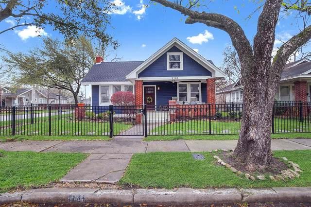 1141 E 16th St Street, Houston, TX 77009 (MLS #71483351) :: Green Residential