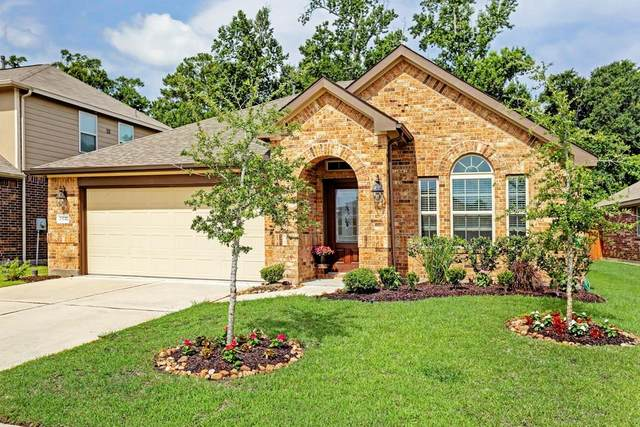 23727 Bernshausen Drive, Spring, TX 77389 (MLS #71506876) :: The SOLD by George Team