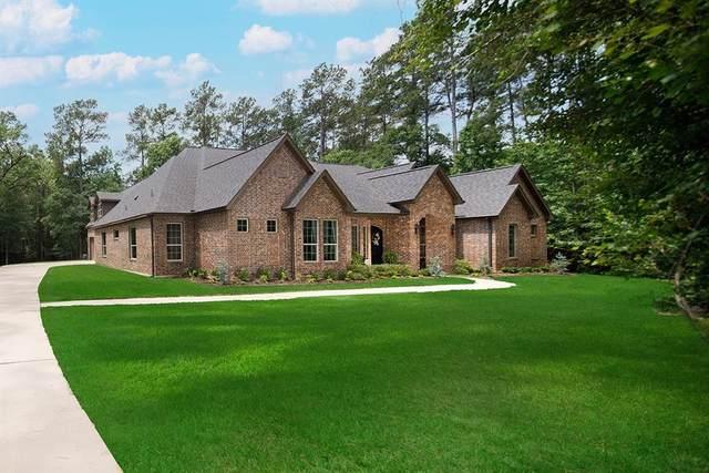 10227 S Autumn Leaf Circle, Magnolia, TX 77354 (MLS #71506997) :: Texas Home Shop Realty