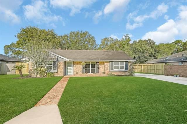 5006 Harbor Light Drive, Dickinson, TX 77539 (MLS #71508462) :: The Home Branch