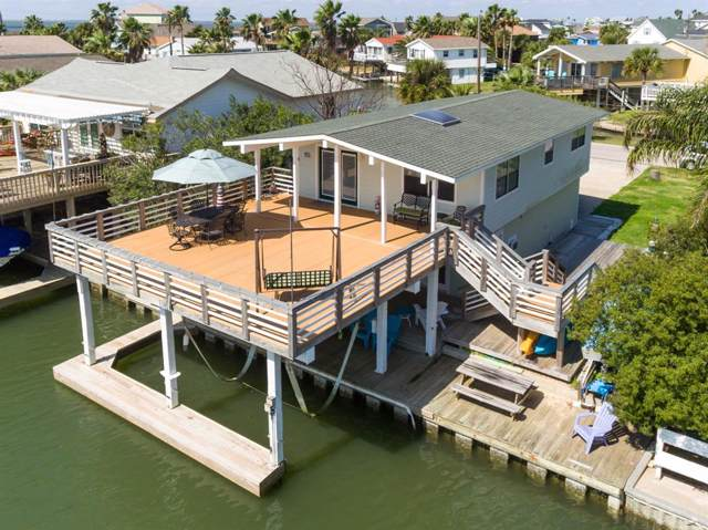 16615 Flamingo Way, Jamaica Beach, TX 77554 (MLS #71517725) :: Texas Home Shop Realty