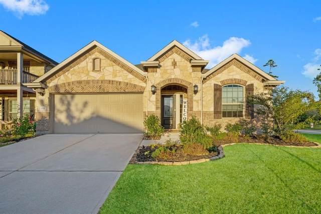 2372 Old Stone Drive, Conroe, TX 77304 (MLS #71519226) :: The Heyl Group at Keller Williams