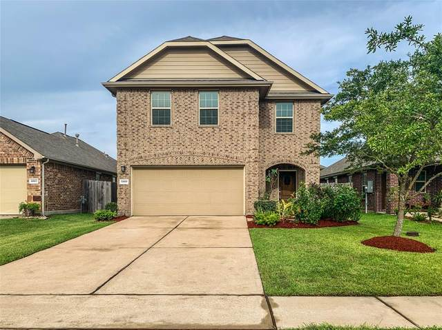 6869 Dogwood Cliff Lane Lane, Dickinson, TX 77539 (MLS #7152666) :: The SOLD by George Team