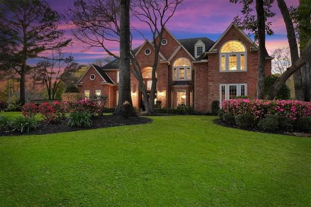 5503 Valley Lark Court, Kingwood, TX 77345 (MLS #71536997) :: My BCS Home Real Estate Group
