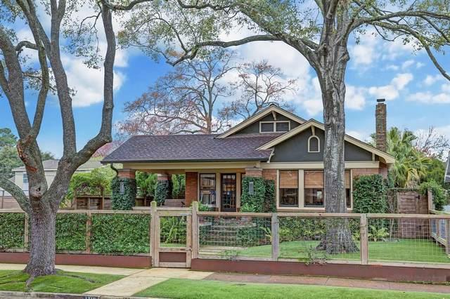 1710 California Street, Houston, TX 77006 (MLS #71538619) :: Keller Williams Realty