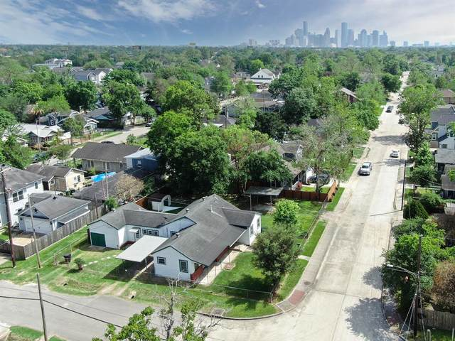 1112 Tabor Street, Houston, TX 77009 (MLS #71539391) :: The Queen Team