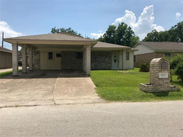 513 Cypress Avenue, Crosby, TX 77532 (MLS #71542667) :: Connect Realty