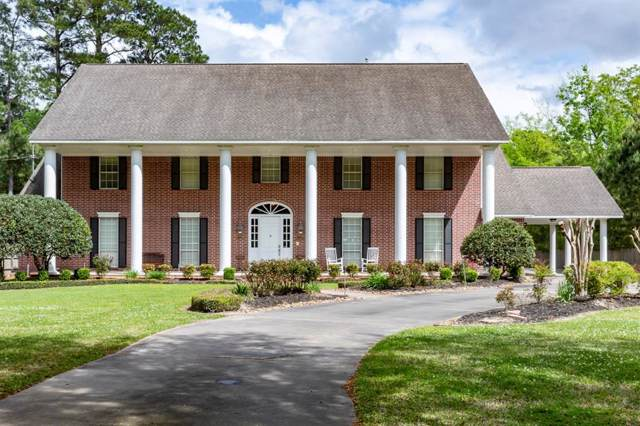 430 Berry Road, Beaumont, TX 77706 (MLS #71555531) :: Texas Home Shop Realty