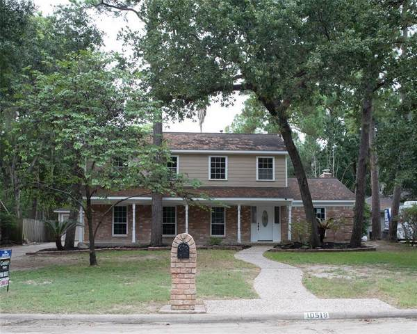 10518 Laneview Drive, Houston, TX 77070 (MLS #71562440) :: The SOLD by George Team