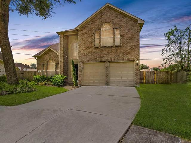 1415 Deer Knoll Court, Fresno, TX 77545 (MLS #71570257) :: Connect Realty
