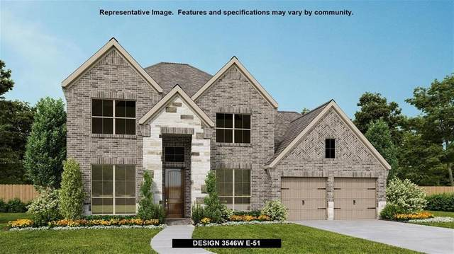 5818 Garnet Peak Lane, Richmond, TX 77469 (MLS #71572709) :: The SOLD by George Team
