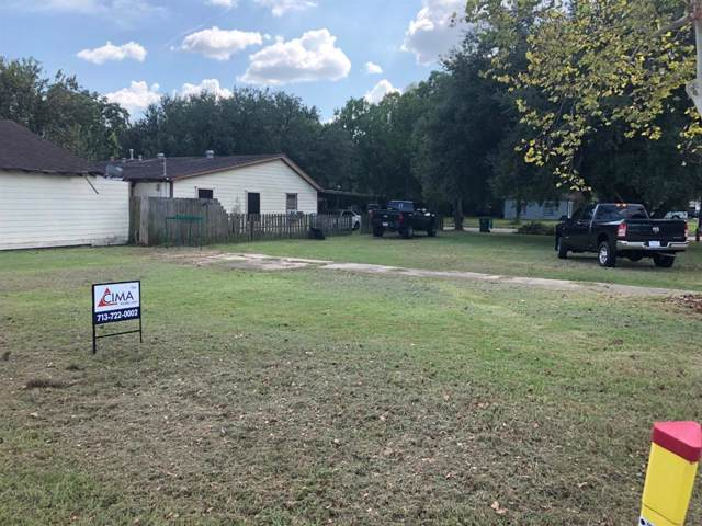 1401 Bernard Street, Pasadena, TX 77506 (MLS #71581980) :: JL Realty Team at Coldwell Banker, United